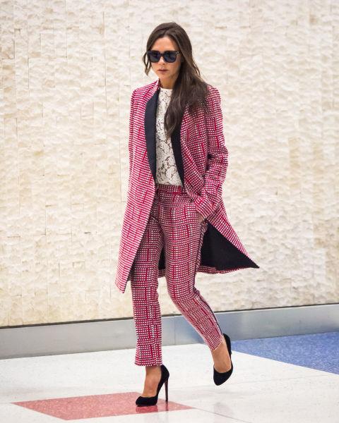 victoria beckham outfit ideas 12