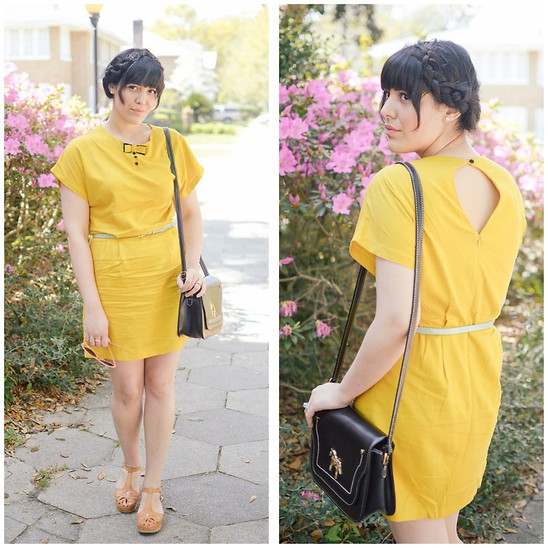yellow outfit ideas 1