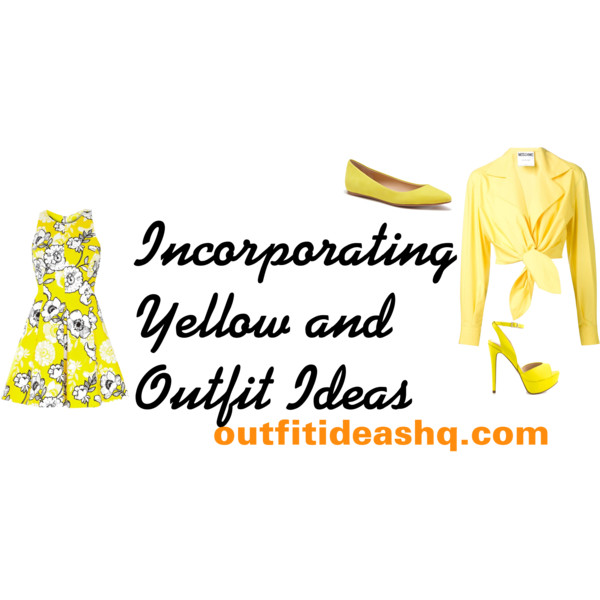 yellow outfit ideas 11