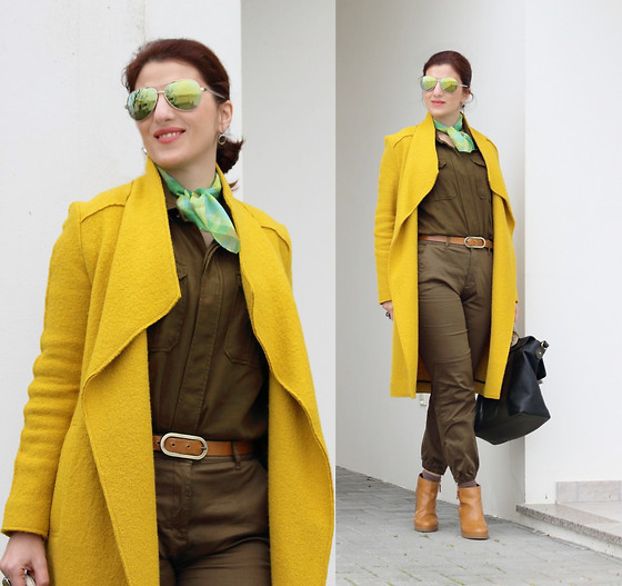yellow outfit ideas 3
