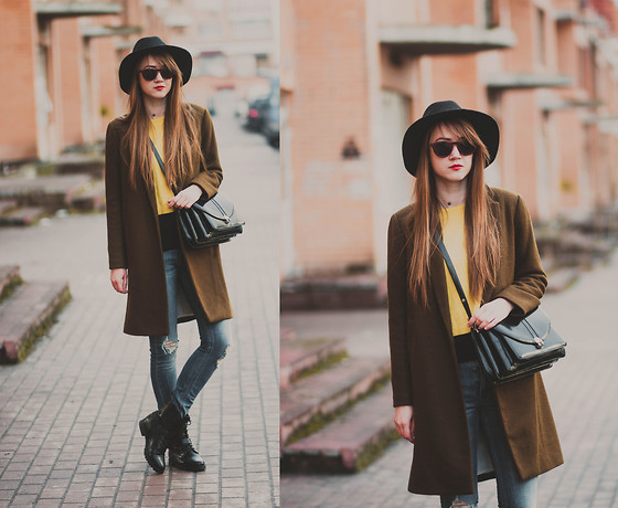 yellow outfit ideas 4
