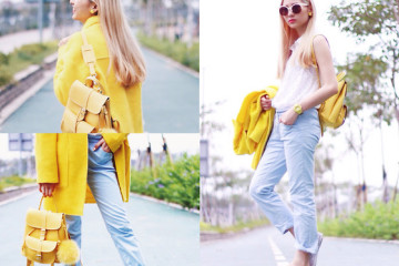 yellow outfit ideas 6