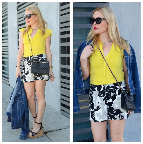 yellow outfit ideas 7