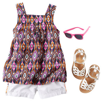 baby girl outfit ideas for summer 1