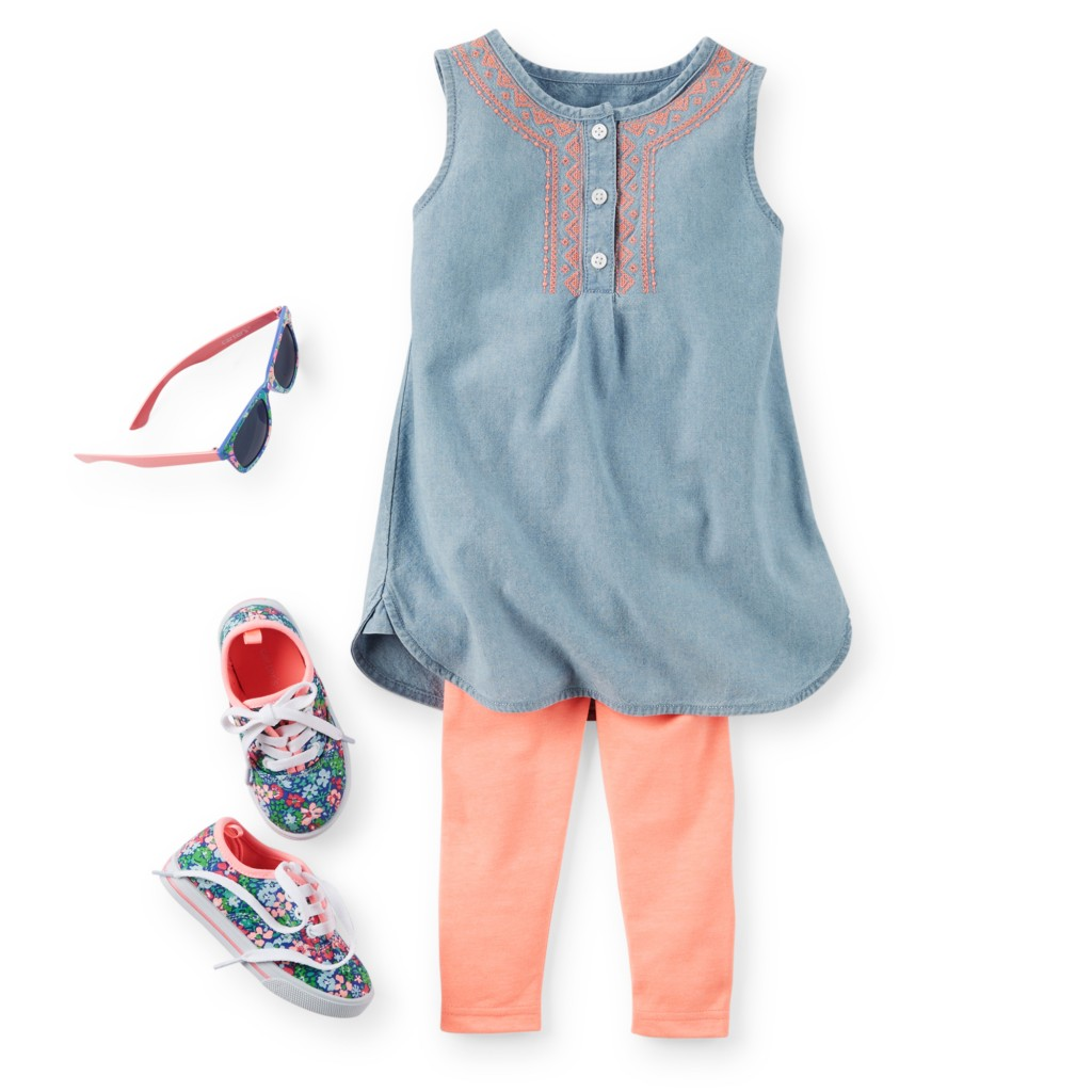 baby girl outfit ideas for summer 4