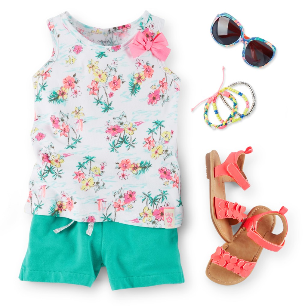 baby girl outfit ideas for summer 5