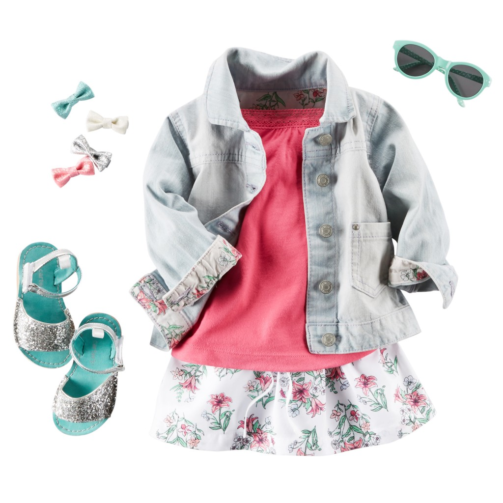 baby girl outfit ideas for summer 8
