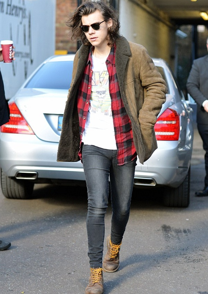 best harry styles look 2