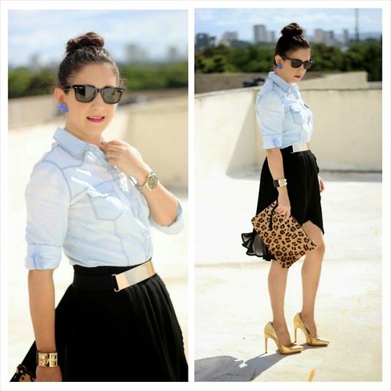 Images of Formal Skirt Outfits - Hausse