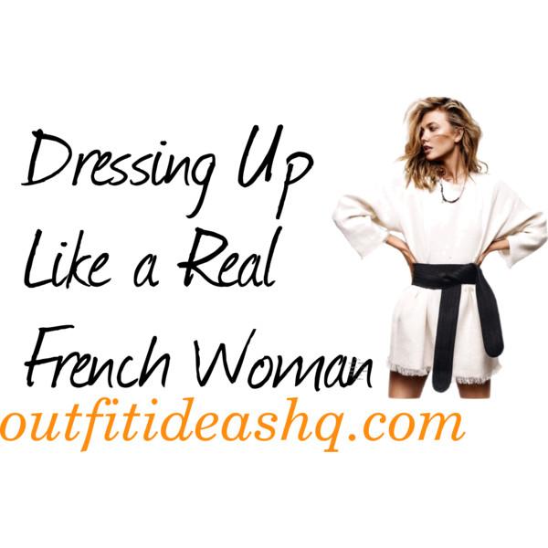 Dressing Up Like A Real Parisian 12