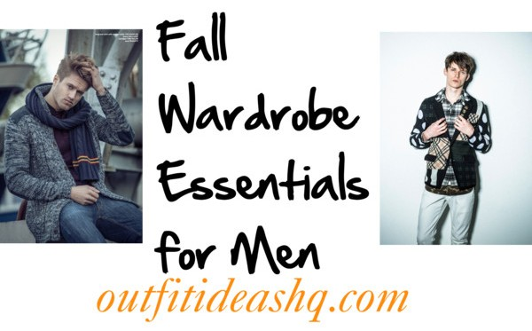 fall wardrobe essentials for men 12