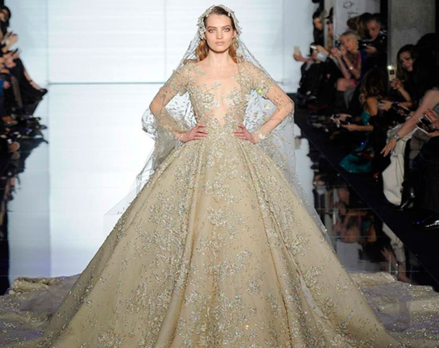 Couture Wedding Gowns: Haute Couture Wedding Dress Ideas