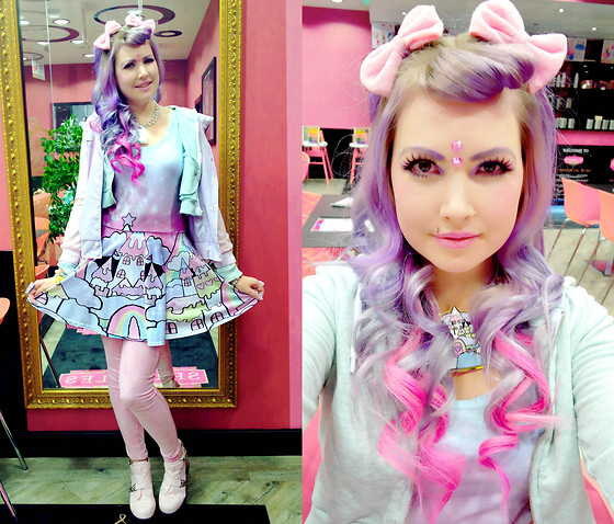 kawaii outfit ideas 1