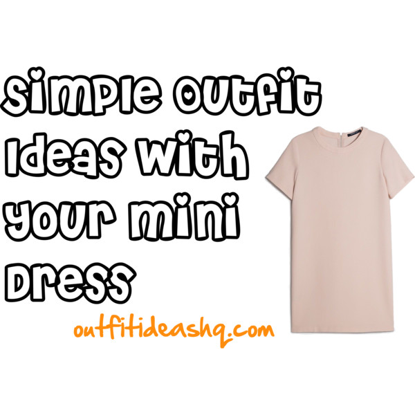 mini dress outfit ideas 9