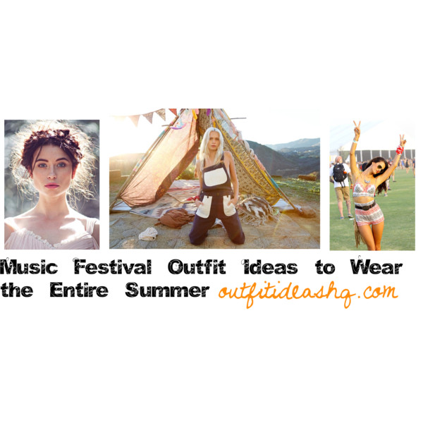 music festival outfit ideas all summer long 11