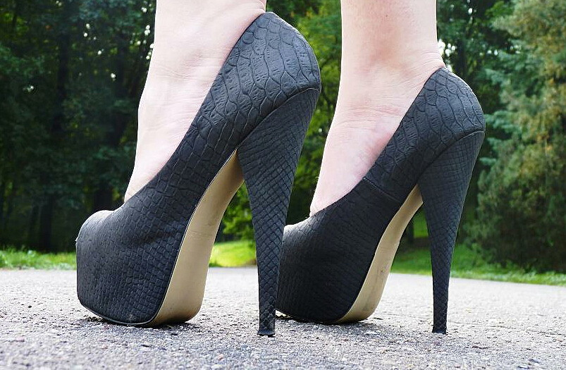 a7f7e21646b Fashionable Office-Appropriate High Heels - Outfit Ideas HQ