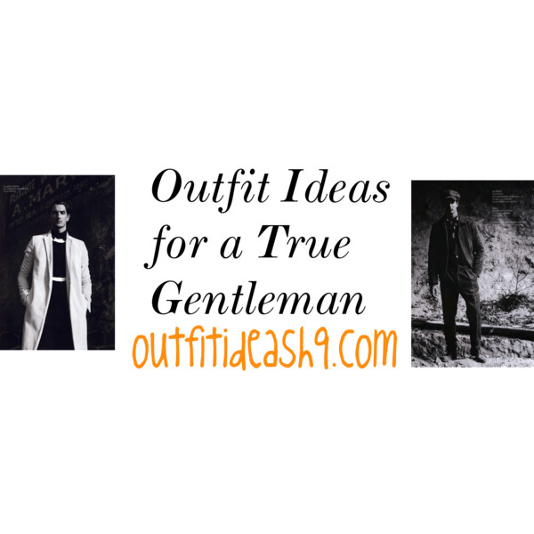 outfit ideas for a true gentleman 11