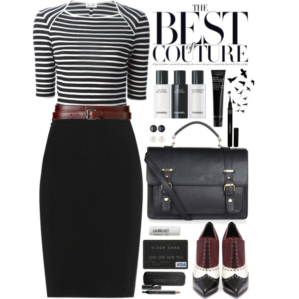 outfit ideas to wear to work this week 1