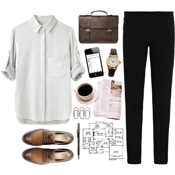 outfit ideas to wear to work this week 5
