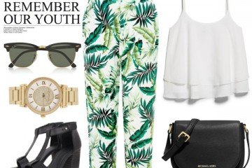 outfit ideas with a layered tank top 8