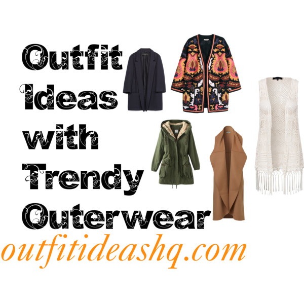 outfit ideas with cool outerwear 11