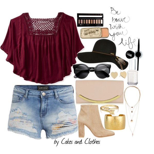 outfit ideas with peasant tops 1