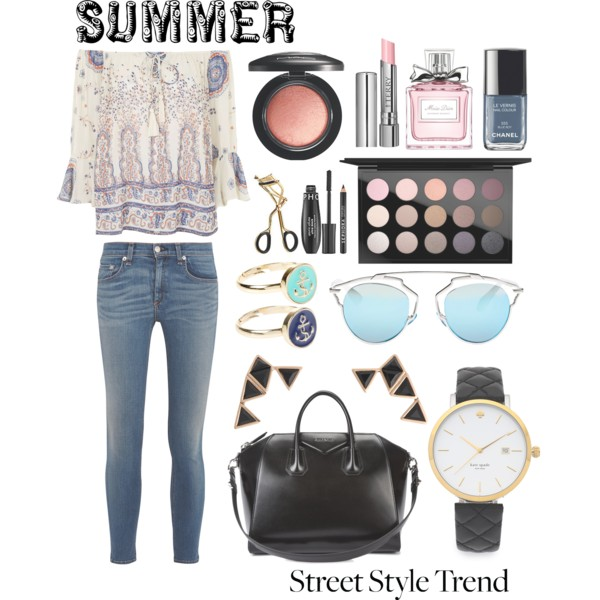 outfit ideas with peasant tops 4