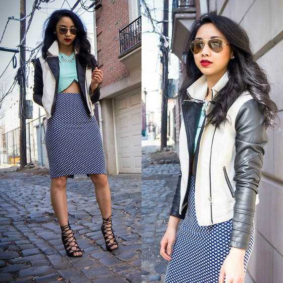 outfit ideas with pencil skirts 1