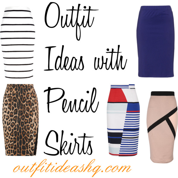 outfit ideas with pencil skirts 11