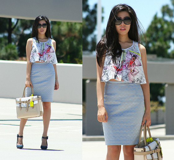 outfit ideas with pencil skirts 2