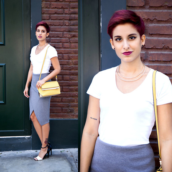 outfit ideas with pencil skirts 3