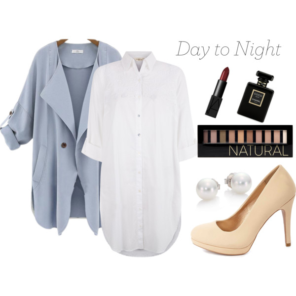 outfit ideas with shirt dress 3