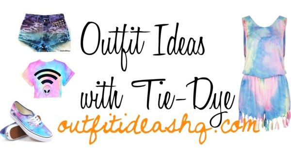 outfit ideas with tie dyes 11