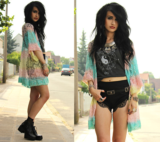 outfit ideas with tie dyes 5