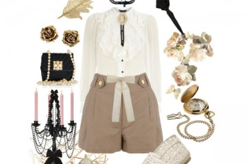 outfit ideas with victorian blouses 7