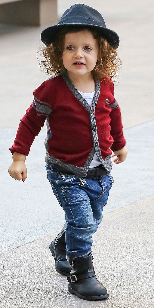 stylish hollywood kids 11