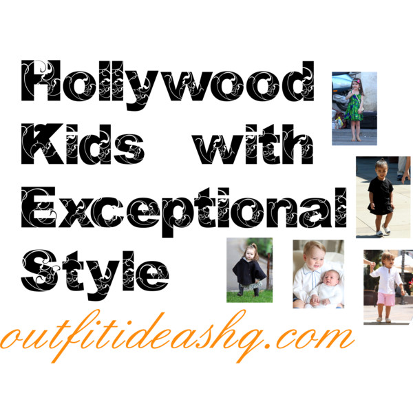 stylish hollywood kids 14