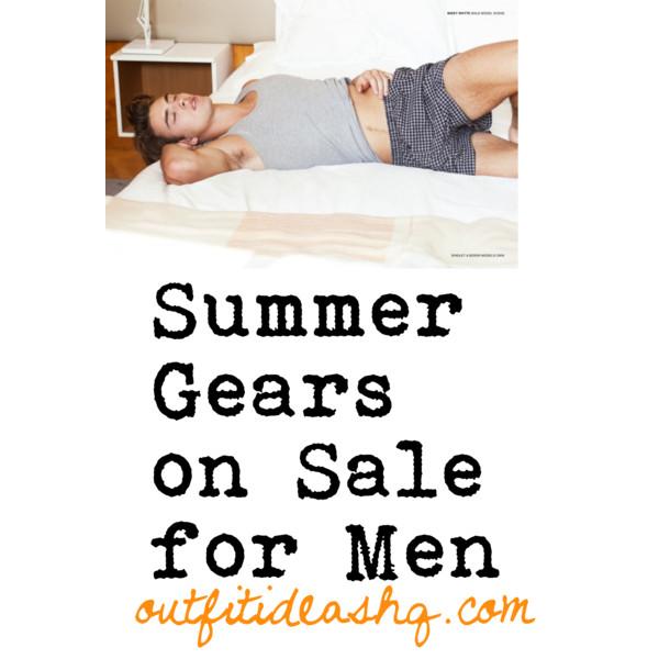 summer gears on sale for men 12