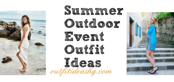 summer outdoor event outfit ideas 11