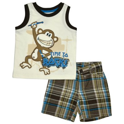 summer outfit ideas for little boys 6