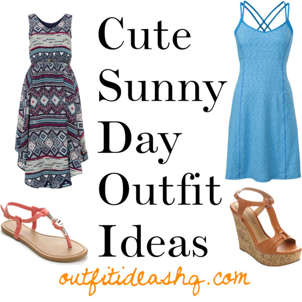 sunny day outfit ideas 11