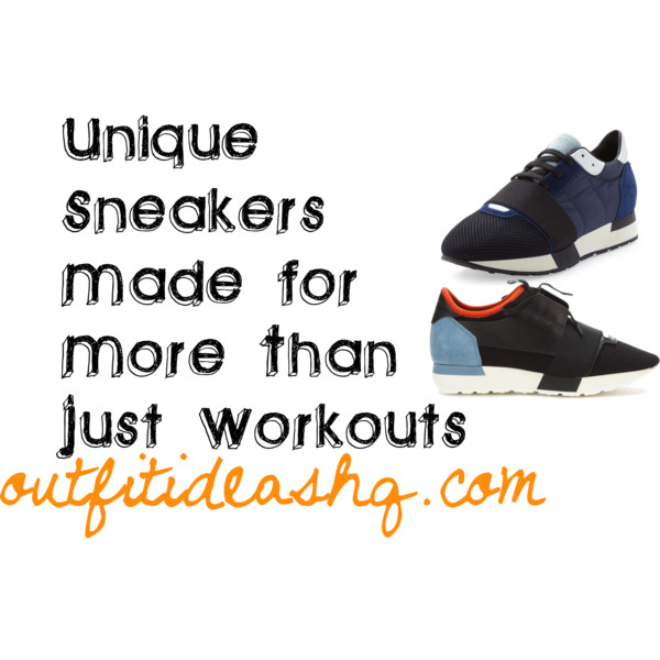 unique sneakers made for more than just workouts 11