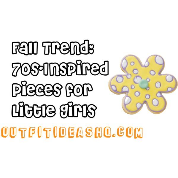 70s inspired for little girls 11