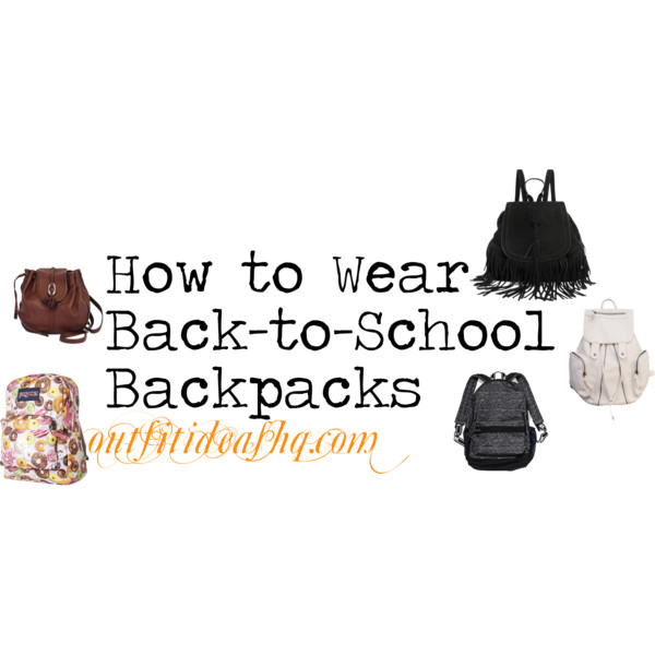 back to school outfit ideas with a cute backpack 10