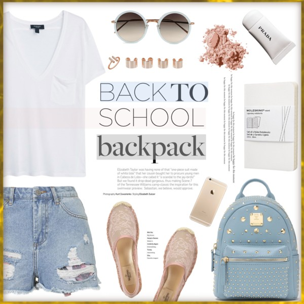 back to school outfit ideas with a cute backpack 4