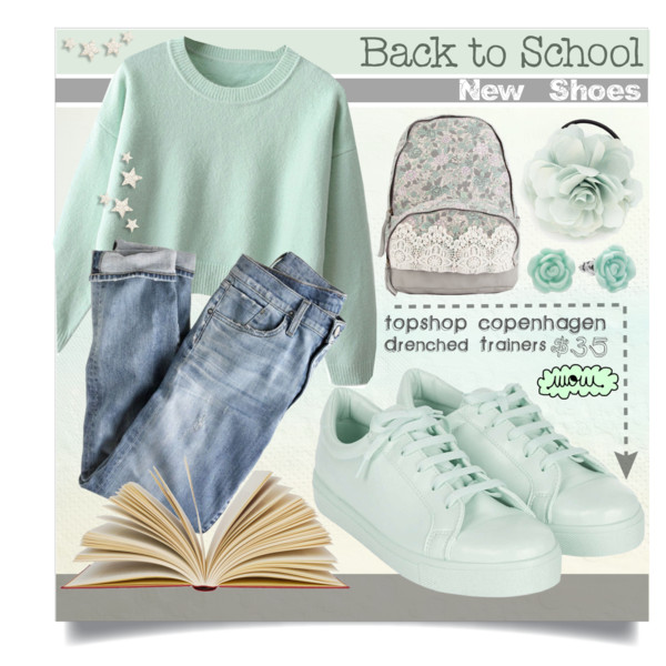back to school outfit ideas with a cute backpack 7