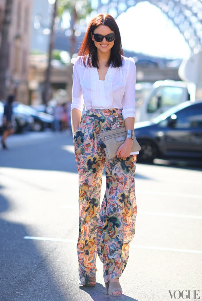 bold prints outfit ideas 2