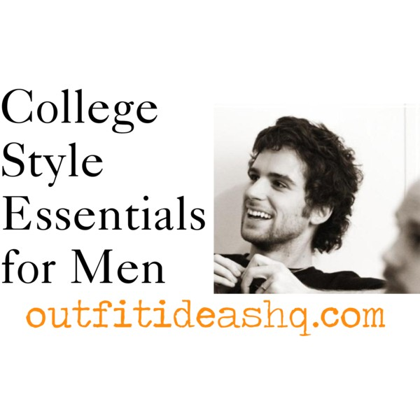 college essentials for men 11
