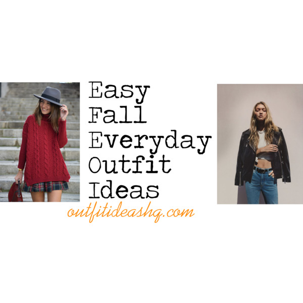 easy fall everyday outfit ideas 12