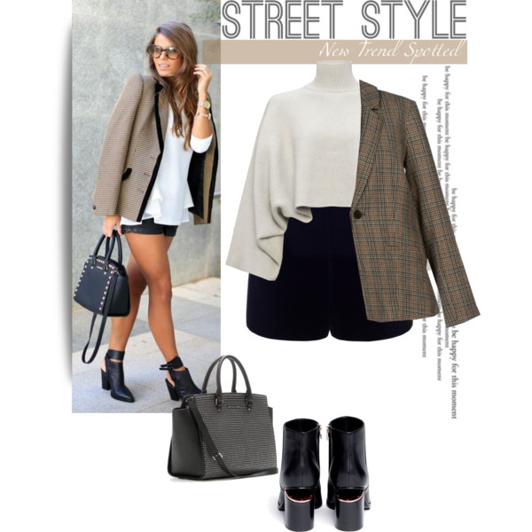 fall outfit ideas with shorts 9